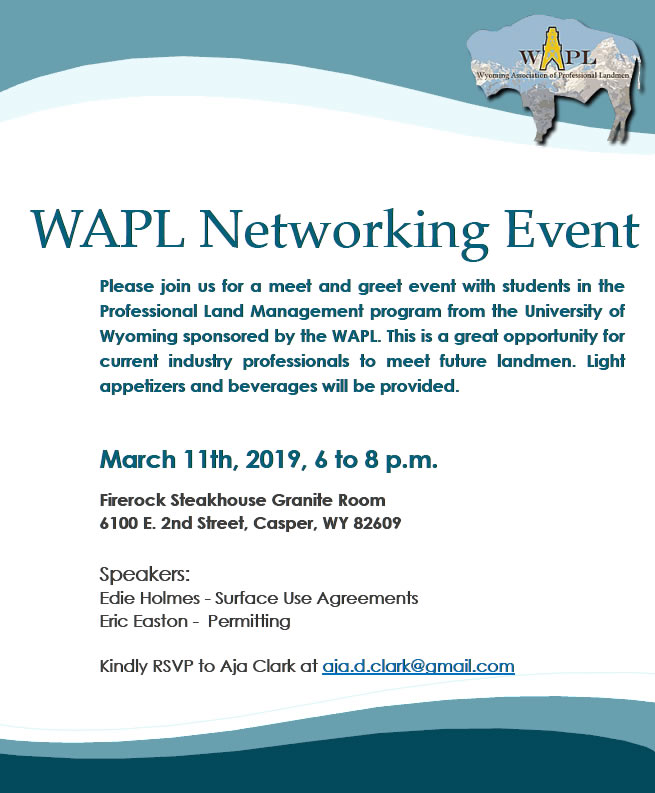WAPL networking new